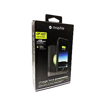 Mophie Powerstation Wireless - External Battery Charger for Qi Enabled Devices (10,000mAh) - Black
