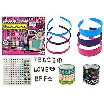 Make your own Hairband DIY kit - 27 parts