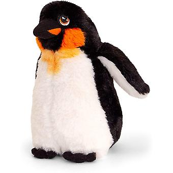 Keel Eco Emperor Penguin 20cm Soft Toy