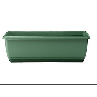 Stewart Save Water Balconniere Trough Green 50cm 2135019