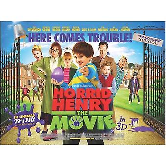 Horrid Henry The Film Movie Poster (11 x 17)