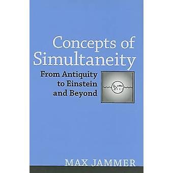 サイマルタニティの概念 - 古代からアインシュタインまで