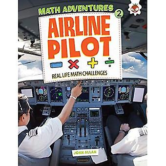 Airline Pilot (Math Adventures (Step 2))