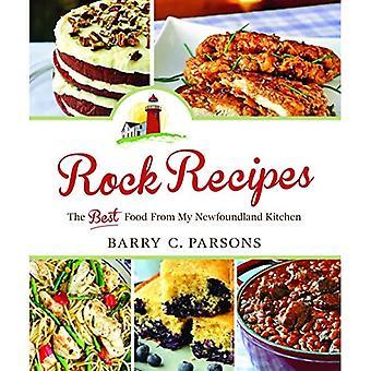 Rock Recepten: Het beste eten van My Newfoundland Kitchen