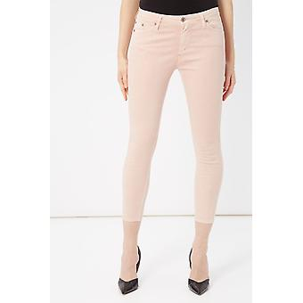 Rosa Pink Pants & Jean