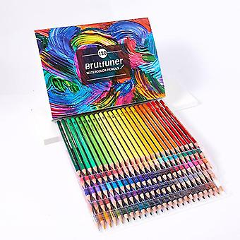 Professional Watercolor,  Artist Painting Sketching Wood Color Pencil