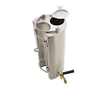 100Mm water heater for outbacker hygge or frontier plus stoves