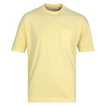 Samsoe & Samsoe Ratan 9914 Light Yellow T-Shirt