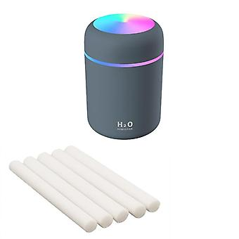 Air Humidifier, Ultrasonic Aroma Essential Oil Diffuser