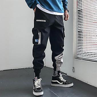 Streetwear Hip Hop Joggers Men Korean Style Pants