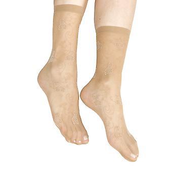 Mujeres's calcetines con patrón