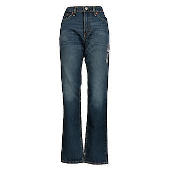 ليفي & apos;s 511 الرجال & apos;ق الجينز المستقيم 29x32 القطن 5 جيوب الأزرق
