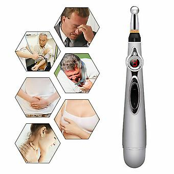 Elektronische Acupunctuur Pen Elektrische Meridian Body Massager Pain Relief Pen