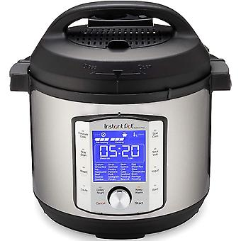 Instant Pot Duo Evo Plus 10-in-1, 5.7L Electric Pressure Cooker, Sterilizer, Slow Cooker