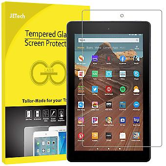 "Jetech screen protector for amazon fire hd 10 tablet 10.1"" (7th / 9th generation, 2017/2019 release)"