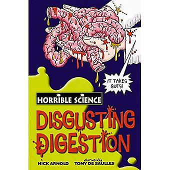 Disgusting Digestion (Horrible Science) (Horrible Science)