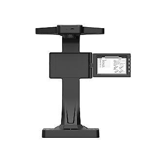 Dokumenttiskanneri Eloam Bs2000p 18 mp kameralla, ocr. Automaattinen käyrän litistys ja