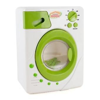 Pretend To Play With Washing Machine - Vacuum Cleaner Appliances