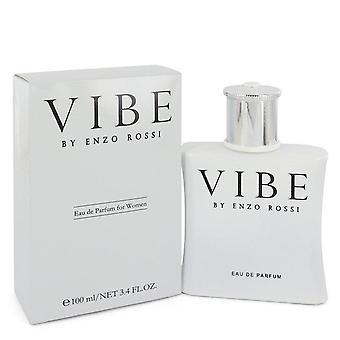 Vibe Eau De Parfum Spray By Enzo Rossi 3.4 oz Eau De Parfum Spray