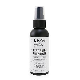 NYX Makeup Setting Spray - # Dewy Finish 60ml/2.03oz