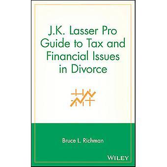 J.K. Lasser Pro -opas Brucen avioeron vero- ja talouskysymyksistä