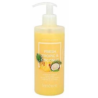 Laiseven Jabón Manos Fresh Tropic 400 ml