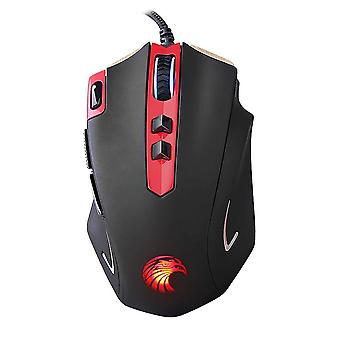 Professional Wired Gaming Mouse 8 Button game mice