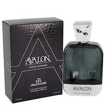 Avalon Pour Homme By Jean Rish Eau De Toilette Spray 3.4 Oz (men) V728-540855
