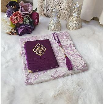 Prayer Rug, Yasin Set, Sijad Salat, Muslim Hadiat 'iislamia