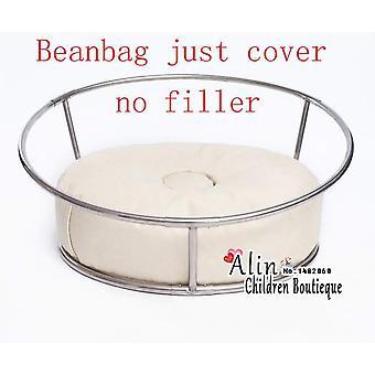 Neugeborenen Fotografie Prop posing Sitzsack Rahmen Set, Studio NeugeboreneBaby Bean Bag