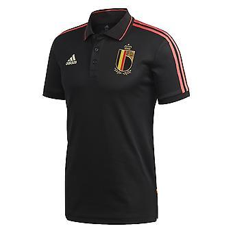 2021-2022 Belgia 3S Poolopaita (musta)