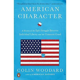 Personnage américain de Colin Woodard