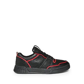Bikkembergs - Shoes - Sneakers - SCOBY-B4BKM0102-001 - Men - black,red - EU 46