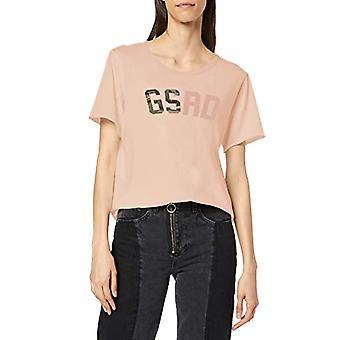 G-STAR RAW Graphic 9 Cairn Lös T-Shirt, Rosa (Liquid Pink 1628), X-Small Woman