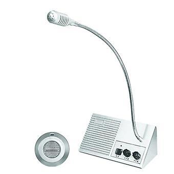 System interkomu z dwoma trybami interfonu bez dotykowego