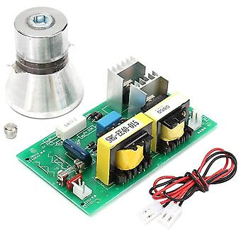 超音波トランスデューサクリーナー、高性能+パワードライバボード