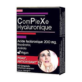 Hyaluronic complex 30 tablets