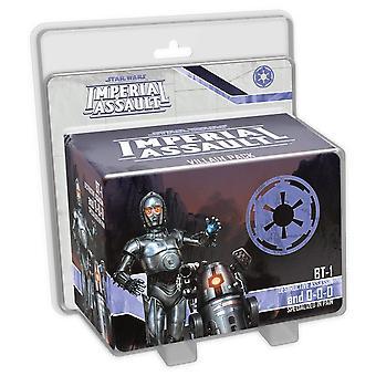 Star Wars Imperial Assault: BT-1 och 0-0-0 Villain Pack