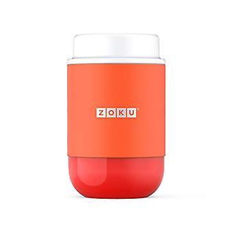 Zoku Zoku 16oz Food Jar  Orange