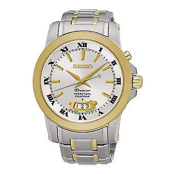 Relógio Masculino Seiko SNQ148P1 (Ø 41 mm)