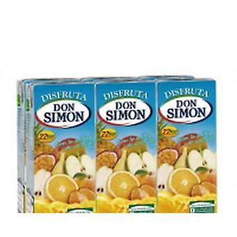 Nectar Don Simon Disfruta Multi (6 x 200 ml)