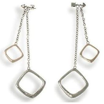 Choice jewels choice art- square earrings ch4ox0044zz7000