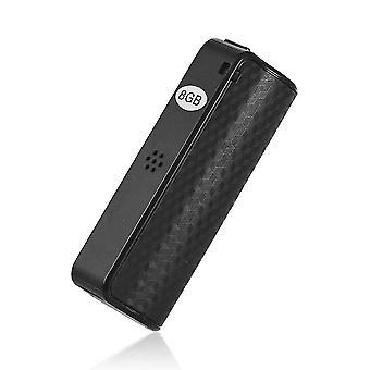 Mini WAV Audio Recorder Pen 8GB Voice Mp3 Player