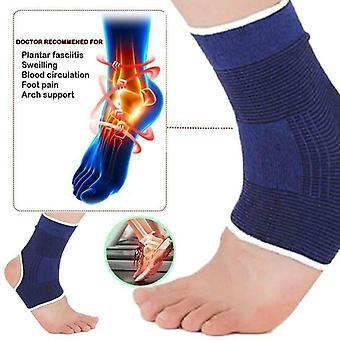 Supporto elastico alla caviglia Neoprene Protezione Sport Calzino Distorsione di corsa infortunio