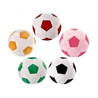 Hauskoja lasten jalkapallon pehmoleluja, jotka sopivat kaikenikäisille miehille ja naisille(S5)