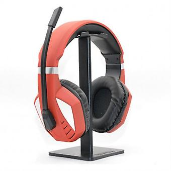 For Ps4 Pc Headset Electronic Sports Game Headset 3.5mm Headset Plug Red