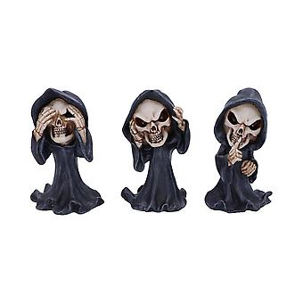 Three Wise Reapers Figurines