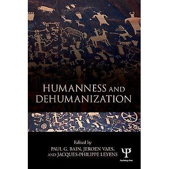 Menselijkheid en ontmenselijking