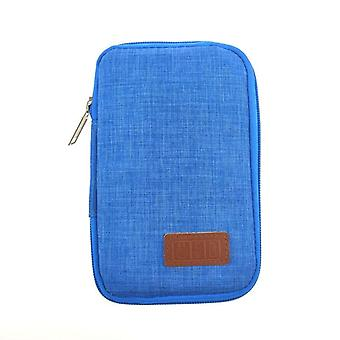 Usb Cable Data Cable Organizer Travel Inserted Bag Storage Bag