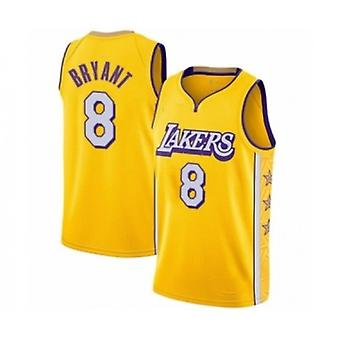 Los Angeles Lakers Kobe Bryant Jersey No.8/nba Basketball Jersey
